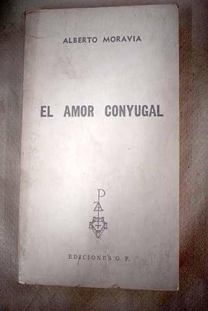 El amor conyugal: Moravia, Alberto