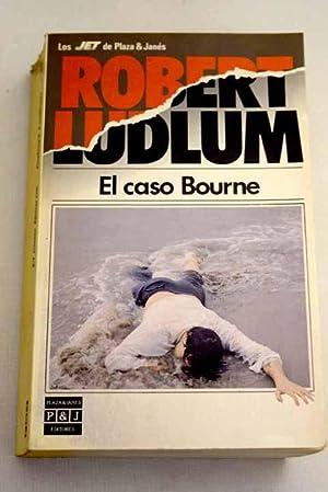 El caso Bourne: Ludlum, Robert