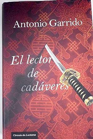 El lector de cadáveres: Garrido, Antonio