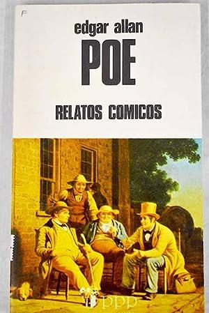 Relatos cómicos: Poe, Edgar Allan