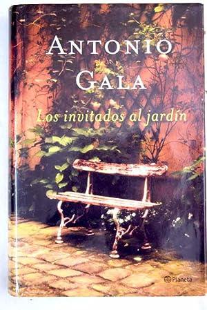 Los invitados al jardín: Gala, Antonio