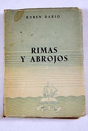 Rimas, abrojos y arranques: Darío, Rubén