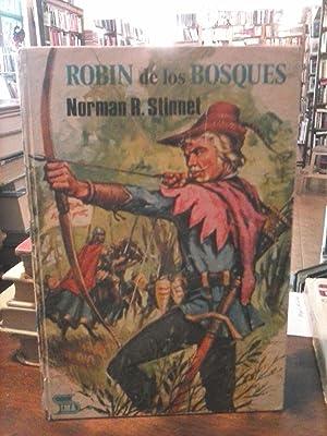 Robin de los bosques: Stinnet, Norman R.