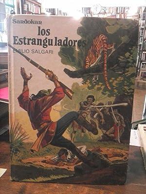 Los estranguladores: Salgari, Emilio (1862-1911)
