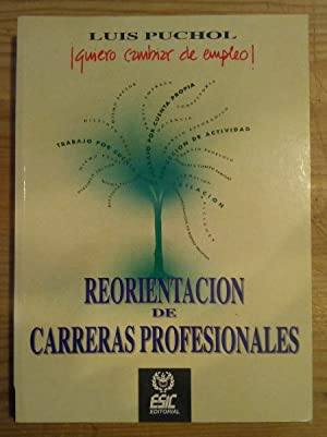 Reorientación de carreras profesionales: Puchol, Luis