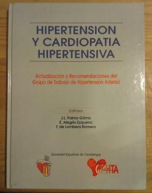 Hipertensión y cardiopatía hipertensiva: Palma Gámiz, José