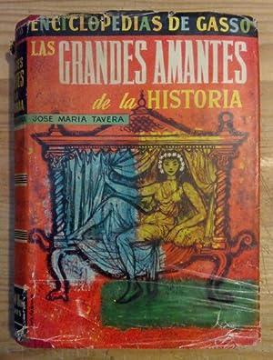 Las grandes amantes de la historia: Tavera, José Mª