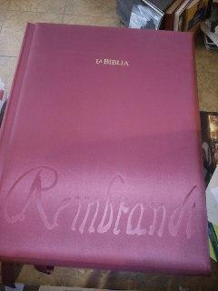 La Biblia ilustrada por Rembrandt