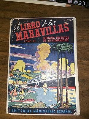 El libro de las maravillas. Grandes inventos: VV.AA.