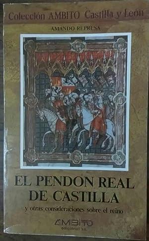 El pendón Real de Castilla y otras: Represa Rodríguez, Amando