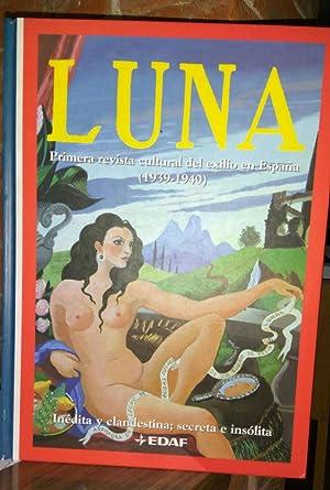 Luna: primera revista española en el exilio: Riquelme, Jesucristo ;