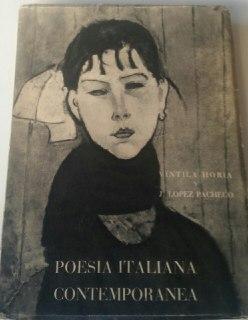 Poesía Italiana contemporánea: Horia, Vintila y