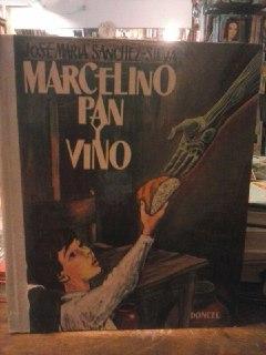 Marcelino pan y vino: Sánchez-Silva, José María