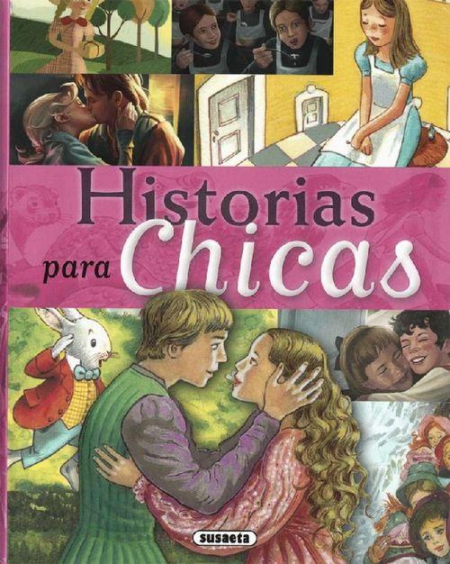 Historias para chicas. Edad: 9+. - VV.AA.