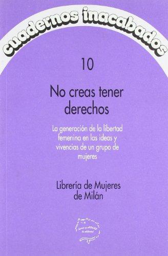 CUADERNOS INACABADOS 10