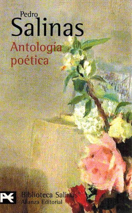 Antología poética. - Salinas, Pedro