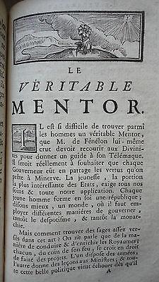 Noblesse La jouissance de soi-même VÉRITABLE MENTOR: La Librairie Antique