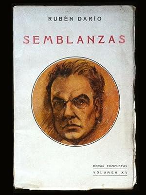 Semblanzas: Darío, Rubén