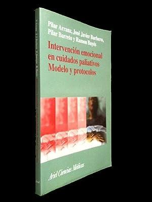 Intervención emocional en cuidados paliativos. Modelos y protocolos.: Arranz, Pilar; Barbero...