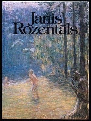 Janis Rozentals (Jan Rosenthal): VV. AA.