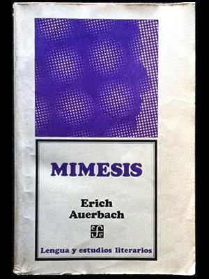 Mimesis: Auerbach, Erich