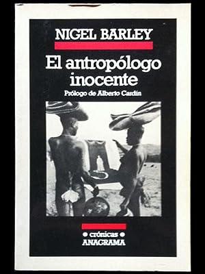 El antropólogo inocente: Barley, Nigel