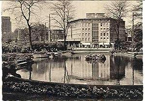 Alte Ansichtskarte/AK/Postkarte: Köln - Friedrich-Ebert-Platz