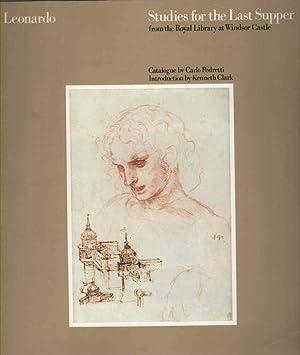 Leonardo - Studies for the Last Supper: Pedretti, Carlo (ed.)