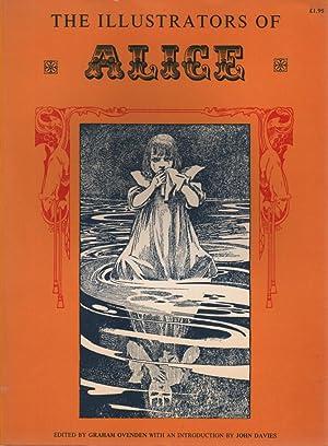 The Illustrators of Alice in Wonderland and: Ovenden, Graham (intro.