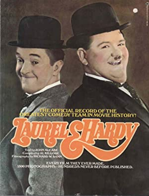 Laurel & Hardy: The Official Record of: McCabe, John