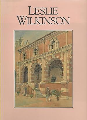 Leslie Wilkinson A Practical Idealist: Johnson, Peter, George