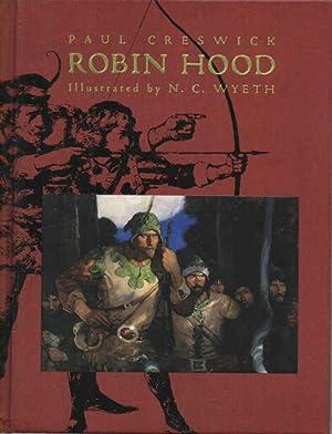 Robin Hood: Creswick, Paul (N.C.
