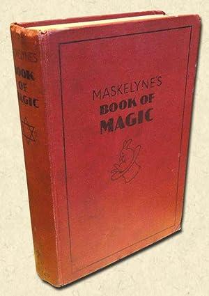 Maskelyne's Book of Magic: Maskelyne, Jasper (Arthur