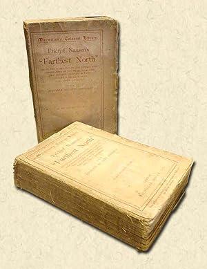 Farthest North - Two volumes: Macmillan's Colonial: Nansen, Fritjof (Otto