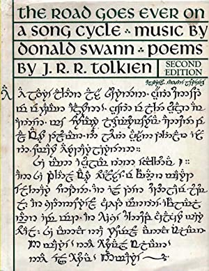 The Road Goes Ever On - A: Tolkien, J.R.R. (Foreword