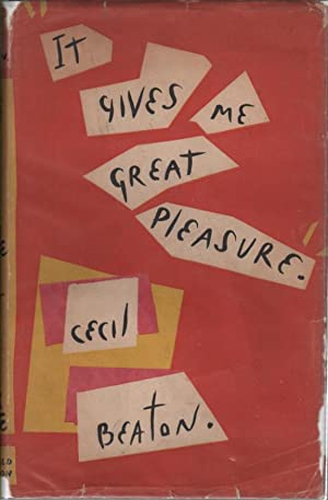 It Gives Me Great Pleasure: Beaton, Cecil