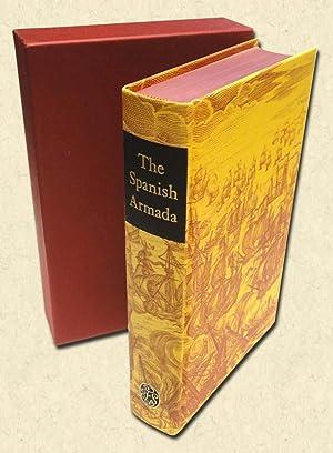 The Defeat of the Spanish Armada - Folio Society edition: Mattingly, Garrett (Introduction by J.H. ...