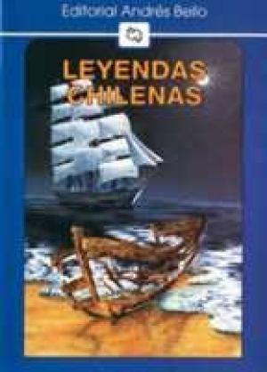 Leyendas Chilenas. Ilustraciones de Felipe Ruiz. Recopilacion: F. Emmerich