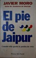 EL PIE DE JAIPUR: Javier Moro