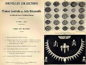 Nouvelles Collections du Musée de l'Union Centrale des Arts Décoratifs (Palais du Louvre, ...
