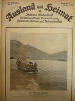 Ausland und Heimat [Magazines]: Editor