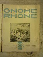 Journal Gnome Rhone [Magazines]: Editor