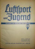 Luftsport und Judend [Magazines]: Editor