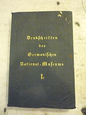 Denkschriften Des Germanischen Nationalmuseum [Magazines]: Editor