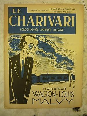 Le Charivari [Magazines]: Editor