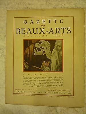 Gazette des Beaux-arts [Magazines]: Editor
