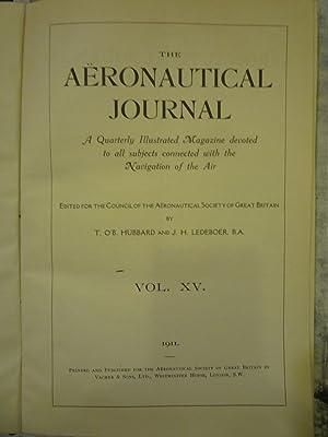 The Aeronautical Journal [Magazines]: Editor