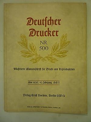 Deutscher Drucker [Magazines]: Editor