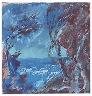 Yakovlev. The Seashore. Painting Art Russia 1920.: n/a