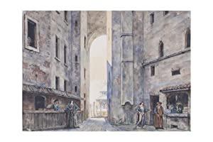 """Benois. A Sketch for W. Shakespeare's """"The: n/a"""